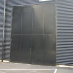 Porte Isolement acoustique