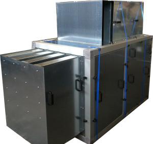 capot acoustique / enclosure